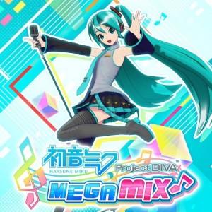 Cover Hatsune Miku: Project Diva MegaMix