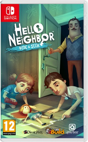 Cover Hello Neighbor: Hide & Seek