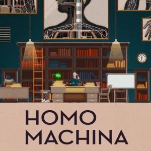 Cover Homo Machina