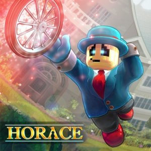 Cover Horace