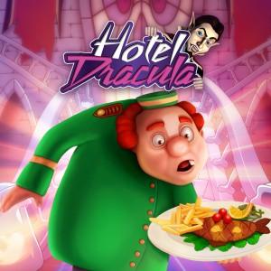 Cover Hotel Dracula