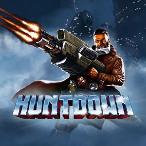Cover Huntdown (Nintendo Switch)