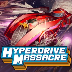 Cover Hyperdrive Massacre