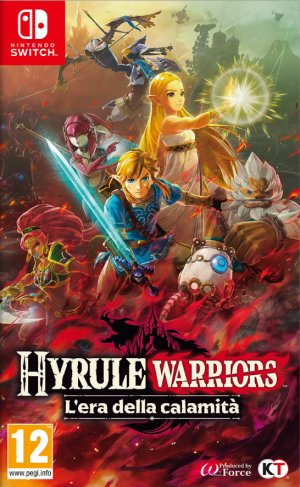 Cover Hyrule Warriors: Age of Calamity