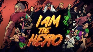 Cover I Am The Hero (Nintendo Switch)