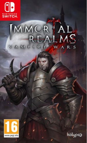 Cover Immortal Realms: Vampire Wars