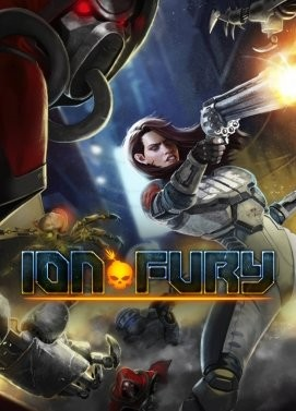 Cover Ion Fury