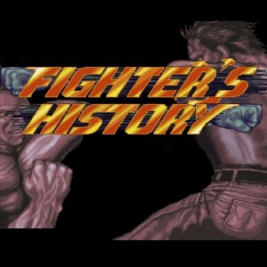 Cover Johnny Turbo's Arcade: Fighter's History