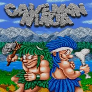Cover Johnny Turbo's Arcade - Joe & Mac: Caveman Ninja