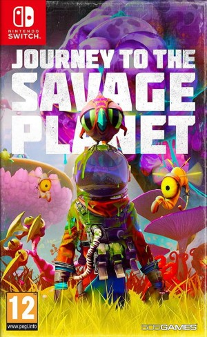 Cover Journey to the Savage Planet (Nintendo Switch)