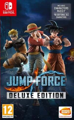 Cover JUMP FORCE (Nintendo Switch)