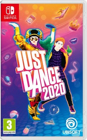 Cover Just Dance 2020 (Nintendo Switch)