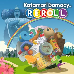 Cover Katamari Damacy REROLL (Nintendo Switch)