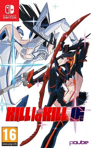 Cover Kill la Kill The Game: IF (Nintendo Switch)