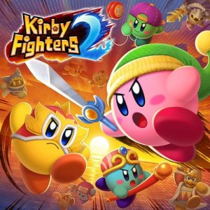 Cover Kirby Fighters 2