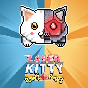 Cover Laser Kitty Pow Pow