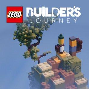 Cover LEGO Builder's Journey