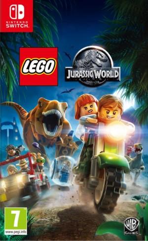 Cover LEGO Jurassic World (Nintendo Switch)