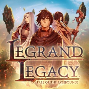 Cover LEGRAND LEGACY: Tale of the Fatebounds