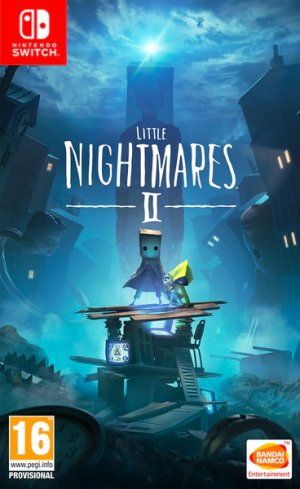 Cover Little Nightmares II