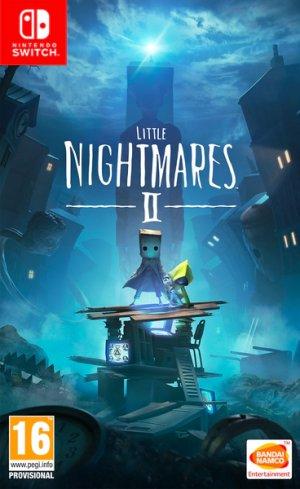 Cover Little Nightmares II