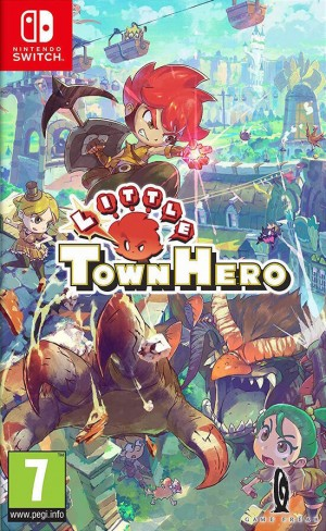 Cover Little Town Hero
