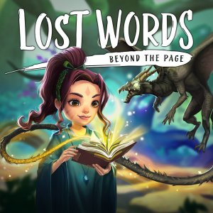 Cover Lost Words: Beyond the Page