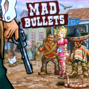 Cover Mad Bullets (Nintendo Switch)