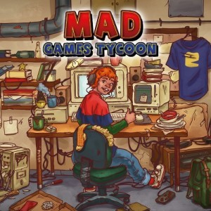 Cover Mad Games Tycoon