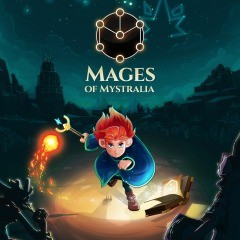Cover Mages of Mystralia