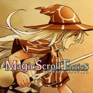 Cover Magic Scroll Tactics
