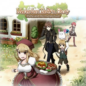 Cover Marenian Tavern Story: Patty and the Hungry God