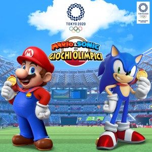 Cover Mario & Sonic at the Olympic Games: Tokyo 2020 (Nintendo Switch)