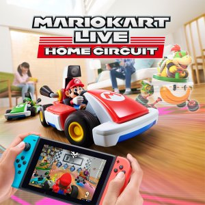 Cover Mario Kart Live: Home Circuit (Nintendo Switch)