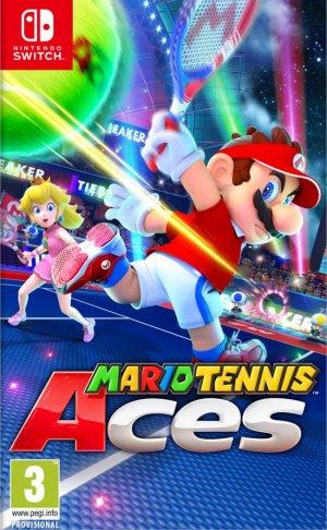 Cover Mario Tennis Aces