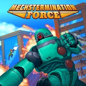 Cover Mechstermination Force