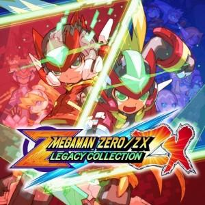 Cover Mega Man Zero / ZX Legacy Collection