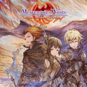Cover Mercenaries Wings: The False Phoenix