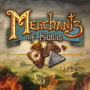 Cover Merchants of Kaidan