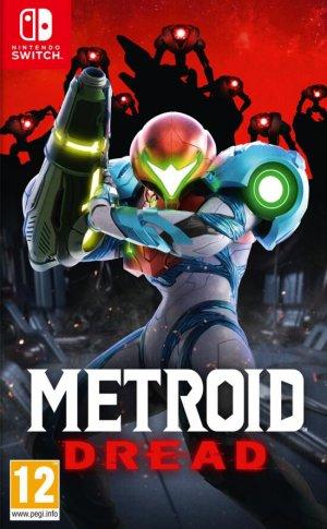 Cover Metroid Dread