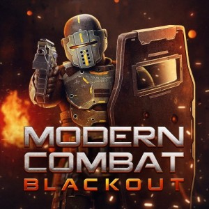 Cover Modern Combat Blackout
