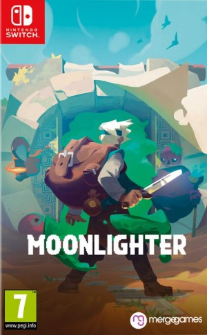 Cover Moonlighter (Nintendo Switch)