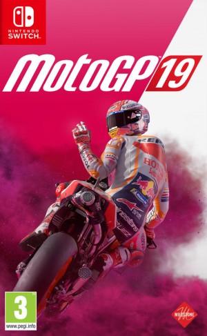 Cover MotoGP 19