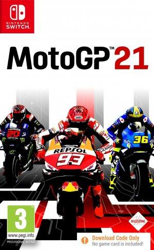 Cover MotoGP 21