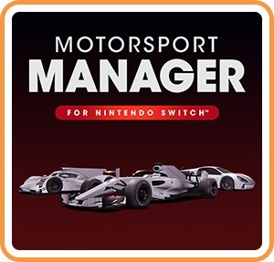 Cover Motorsport Manager (Nintendo Switch)