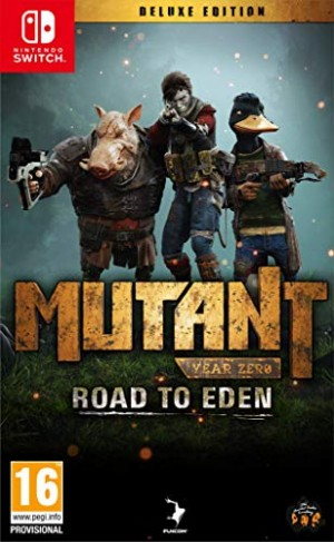 Cover Mutant Year Zero: Road to Eden (Nintendo Switch)