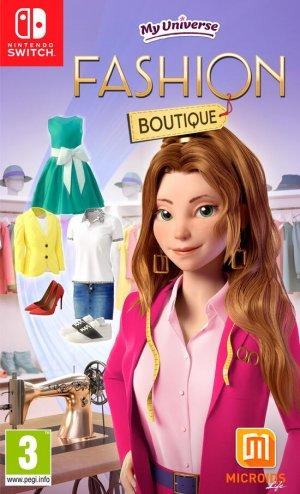 Cover My Universe: Fashion Boutique