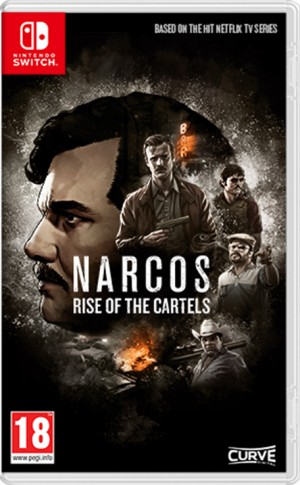 Cover Narcos: Rise of the Cartels