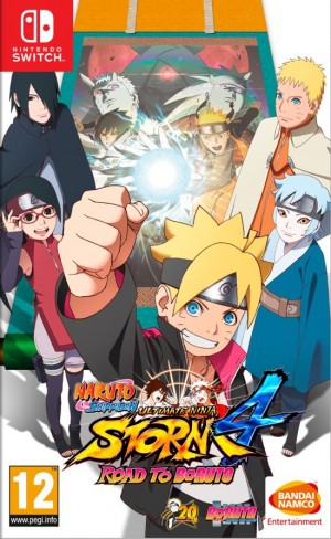 Cover Naruto Shippuden: Ultimate Ninja Storm 4 - Road to Boruto