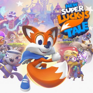 Cover New Super Lucky's Tale